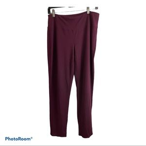 J. Jill wearever collection smooth fit Sz 6P pants.